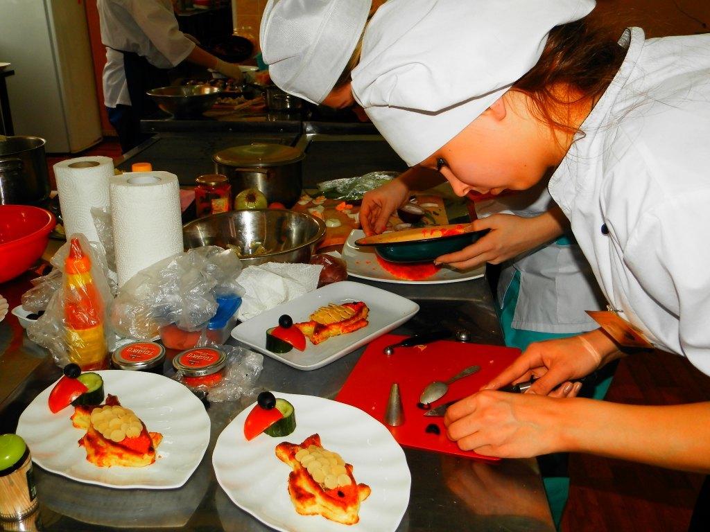 Кулинар мастер класс